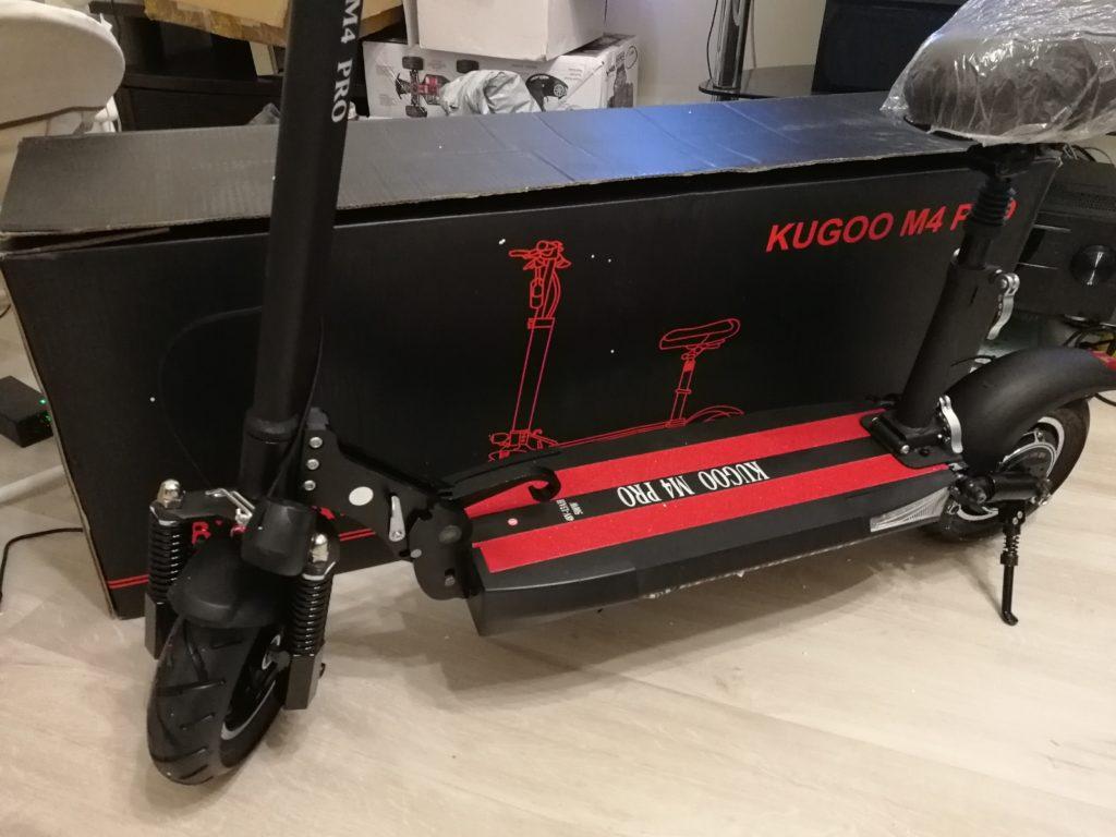 Kugoo M4 Pro купить в Томске